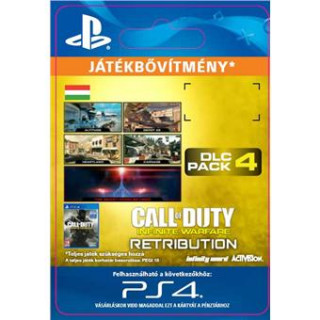Call of Duty®: Infinite Warfare - DLC 4: Retribution - ESD HUN (Letölthető) PS4