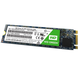 Western Digital Green 120GB SSD (WDS120G1G0B) PC