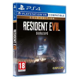 Resident Evil VII (7) Gold Edition (használt) PS4