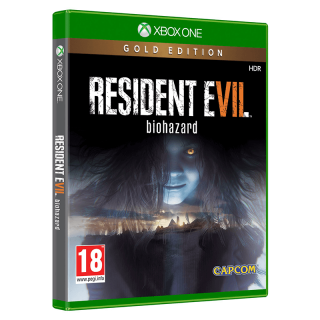 Resident Evil VII (7) Gold Edition Xbox One