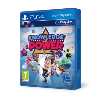 Knowledge Is Power (Magyar szinkronnal) PS4