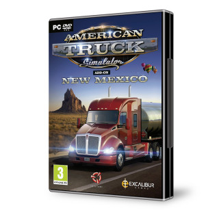 American Truck Simulator New Mexico Expansion PC