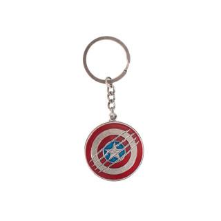 Marvel CW Captain America Shield kulcstartó AJÁNDÉKTÁRGY