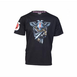 Warhammer 40,000 Ultramarines póló (L-es méret) AJÁNDÉKTÁRGY