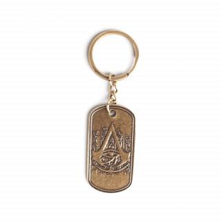 Assassin's Creed Origins Logo Hieroglyphics kulcstartó AJÁNDÉKTÁRGY