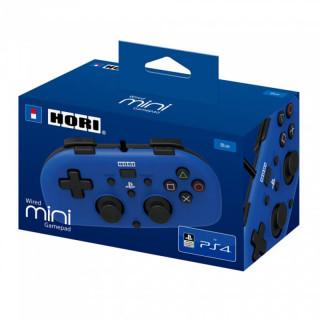 PS4 HoriPad Mini Vezetékes Kontroller (Kék) PS4