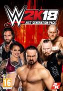 WWE 2K18 NXT Generation Pack (PC) Letölthető PC