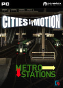 Cities in Motion Metro Stations (PC) Letölthető