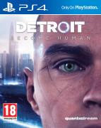 Detroit Become Human (Magyar felirattal) (használt) PS4