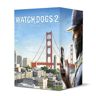 Watch Dogs 2 Collector's Edition PS4