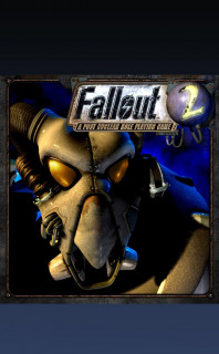 Fallout 2: A Post Nuclear Role Playing Game (PC) Letölthető PC
