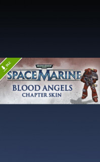 Warhammer 40,000: Space Marine - Blood Angels Veteran Armour Set (PC) Letölthető PC