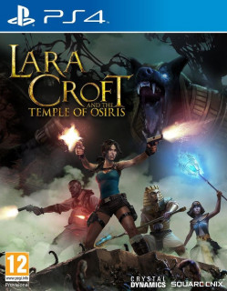 Lara Croft and the Temple of Osiris (használt) PS4