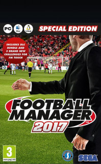 Football Manager Touch 2017 (PC/MAC/LX) Letölthető PC