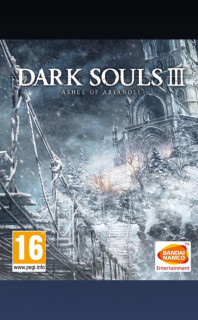DARK SOULS III: Ashes of Ariandel (PC) Letölthető PC
