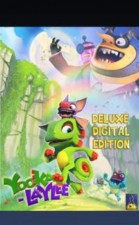 Yooka-Laylee Deluxe Edition (PC/MAC/LX) Letölthető PC