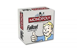 Monopoly Fallout Edition (Angol nyelvű) Ajándéktárgyak
