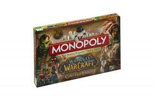 Monopoly World of Warcraft Edition (Angol nyelvű) AJÁNDÉKTÁRGY