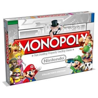 Monopoly Nintendo Edition (Angol nyelvű) Ajándéktárgyak