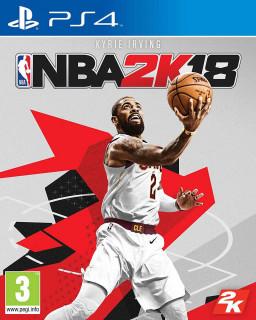 NBA 2K18 (használt) PS4