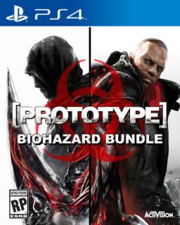 Prototype: Biohazard Bundle (1+2) PS4