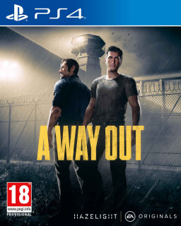 A Way Out (használt) PS4