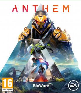 Anthem (használt) Xbox One