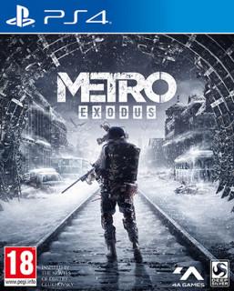 Metro Exodus (használt) PS4