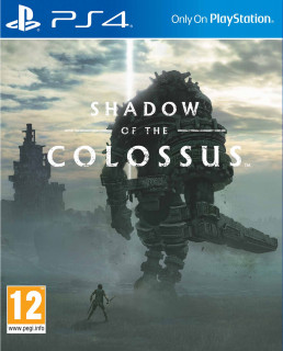 Shadow of the Colossus (használt) PS4