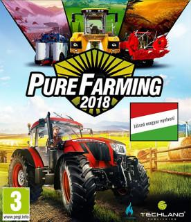 Pure Farming 2018 (használt) Xbox One