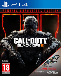 Call of Duty Black Ops III (3) Zombies Chronicles PS4