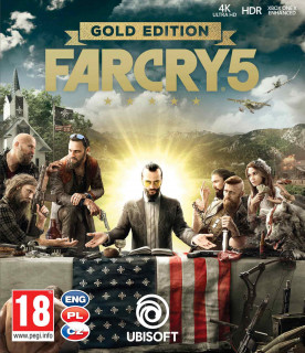 Far Cry 5 Gold Edition Xbox One