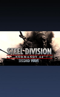Steel Division: Normandy 44 - Second Wave (PC) Letölthető PC