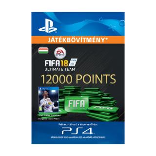12000 FIFA 18 Points Pack - ESD HUN (Letölthető) PS4