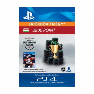 2800 NHL® 18 Points Pack - ESD HUN (Letölthető) PS4