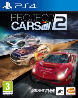 Project Cars 2 (használt) PS4