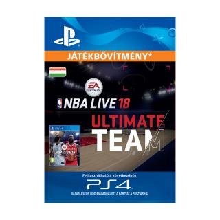 EA SPORTS™ NBA LIVE 18 ULTIMATE TEAM™ - 500 NBA POINTS - ESD HUN (Letölthető) PS4