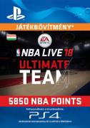 EA SPORTS™ NBA LIVE 18 ULTIMATE TEAM™ - 5850 NBA POINTS - ESD HUN (Letölthető)