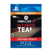 EA SPORTS™ NBA LIVE 18 ULTIMATE TEAM™ - 2200 NBA POINTS - ESD HUN (Letölthető)