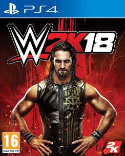 WWE 2K18 (használt) PS4