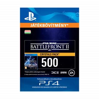STAR WARS™ Battlefront™ II: 500 Crystals - ESD HUN (Letölthető) PS4