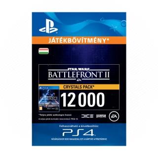 STAR WARS™ Battlefront™ II: 12000 Crystals - ESD HUN (Letölthető) PS4