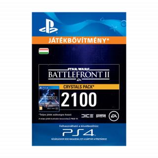 STAR WARS™ Battlefront™ II: 2100 Crystals - ESD HUN (Letölthető) PS4