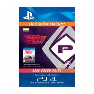 NFS Payback 5850 Speed Points - ESD HUN (Letölthető) PS4