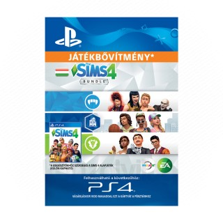 The Sims™ 4 Bundle - ESD HUN (Letölthető) PS4