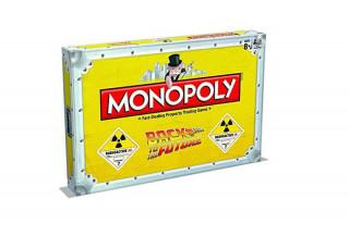 Monopoly Back To The Future Edition (Angol nyelvű) Ajándéktárgyak