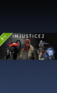 Injustice 2 - Fighter Pack 2 (PC) Letölthető PC