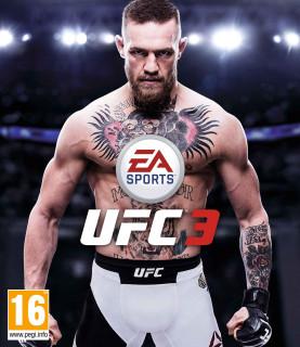 UFC 3 (használt) Xbox One