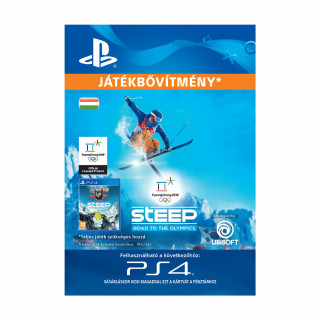 Steep™  Road to the Olympics - ESD HUN (Letölthető) PS4