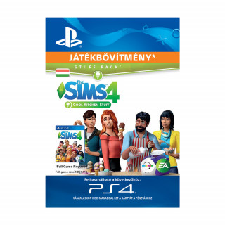 The Sims™ 4 Cool Kitchen Stuff - ESD HUN (Letölthető) PS4